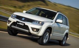 Spesifikasi komplet Suzuki Grand Vitara dan harga nya