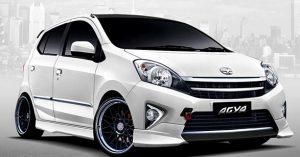 Tips dan Cara Modifikasi Mobil Toyota Agya Terbaru Agar tampak Lebih Gaya !