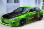 Full Spesifikasi Hatchback Lawas Honda Estilo