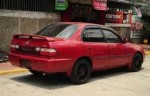 Sedan 90an Toyota Great Corolla, Spesifikasi dan Review komplet