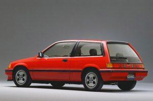 Honda Civic Wonder, Spesifikasi komplit Tipe Sedan dan Hatchback