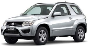 Review Perbandingan Suzuki Vitara dan Escudo