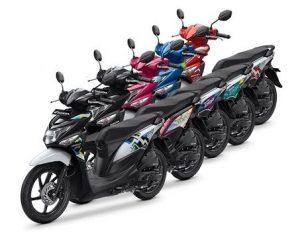 ini 5 Sepeda Motor Terlaris