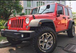 Harga Mobil Jeep Rubicon 3000 cc Terbaru OTR Jakarta
