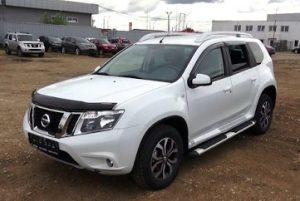 Spesifikasi dan Review Nissan Terrano Indonesia