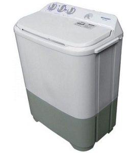 List Harga Mesin Cuci Sharp 2 Tabung Murah Terbaru