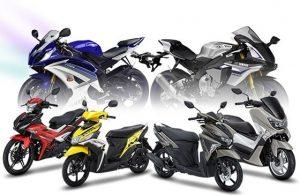 Daftar Harga Motor Yamaha Terbaru OTR Jakarta