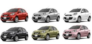 Harga Nissan March Terbaru dan Spesifikasi komplit