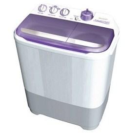 Daftar Harga Mesin Cuci yang Bagus Merek Sharp Kisaran 2 juta-an Rupiah