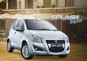 Suzuki Splash Review dan Spesifikasi komplet