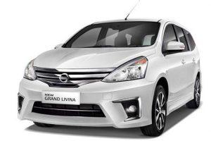 Spesifikasi komplet Mobil Nissan Grand Livina dan harga nya