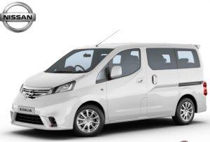 Spesifikasi Nissan Evalia Beserta Kelebihan dan Kekurangan