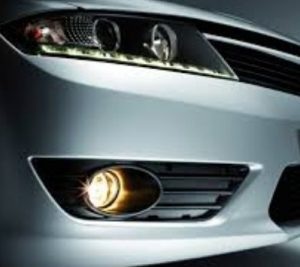 kegunaan Lampu Fog lamp Mobil