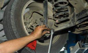 Deteksi Dini Kerusakan Shock Absorber Mobil